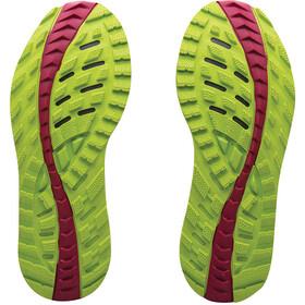 PEARL iZUMi E:Motion Trail N2 V2 Shoes Dam cerise/lime punch